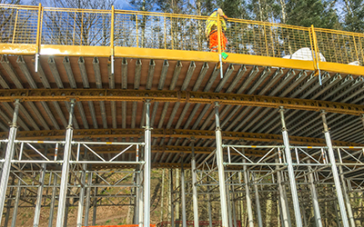 Pooley Bridge, England. 
