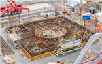 Hinkley C, Nuclear Station, United Kingdom.