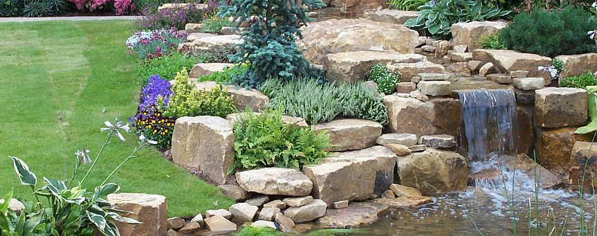 Decorative aggregates youlgrave decorative aggregates for Large garden rocks for sale
