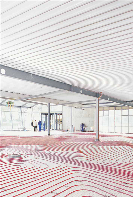 Utilising the latest software Go Geothermal can now offer a 24hr – 48hr turnaround on Underfloor project enquiries. Gallery Image