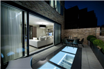 Glazing Vision's walk on rooflight can also be used on roof terraces without sacrificing usable space  Gallery Thumbnail