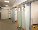 Stanley Dura-Care Sliding Doors at Spire Hartswood Hospital Gallery Thumbnail
