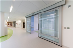 Manusa Automatic Sliding Hermetic Door at Alder Hey Hospital Gallery Thumbnail