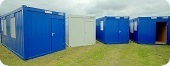 Hire of Container Offices for Music Festival. Gallery Image