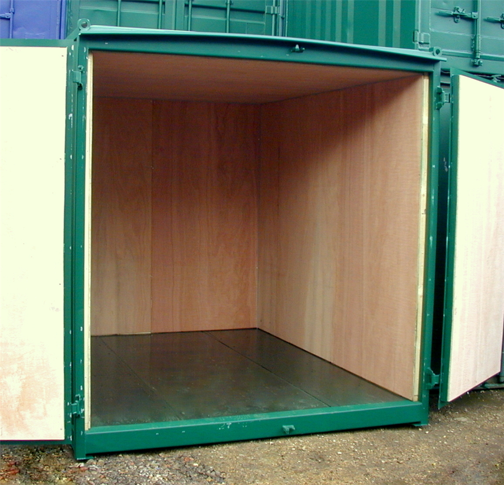Ply lined 10' Store. Gallery Image
