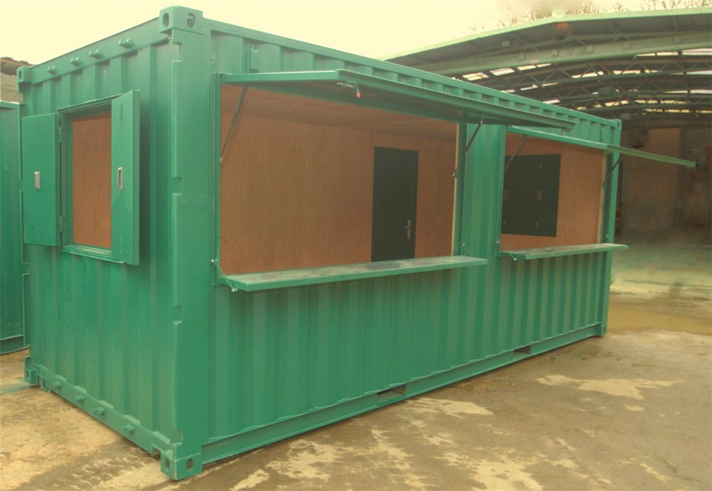 Container Conversion of Canteen / Refreshment Outlet Gallery Image