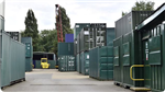 Upminster Containers Depot in Upminster, Essex. Gallery Thumbnail