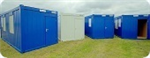 Hire of Container Offices for Music Festival. Gallery Thumbnail