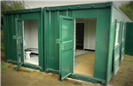 Container Conversion of Changing Facilities. Gallery Thumbnail