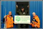"Container Conversion for ""The Coldest Journey"" with Sir Ranulph Fiennes. Gallery Thumbnail"