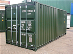 New 20' Container. Gallery Thumbnail