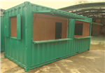 Container Conversion of Canteen / Refreshment Outlet Gallery Thumbnail