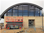 Arched Brise Soleil Gallery Thumbnail
