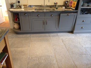 Our replica Blue Lias flagstone come in over 50 different sizes Gallery Image