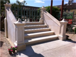 A grand Bath Stone staircase. Gallery Thumbnail