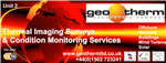 Geo Therm Ltd Banner, Including the Thermal Imaging Surveys And Condition Monitoring Services For Offshore, Building, Wind, Maritime & Solar Industries. Gallery Thumbnail