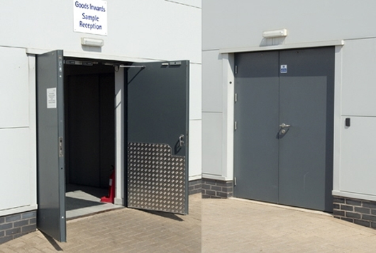 Robust Uk Ltd Stoke On Trent Steel Doors Stoke