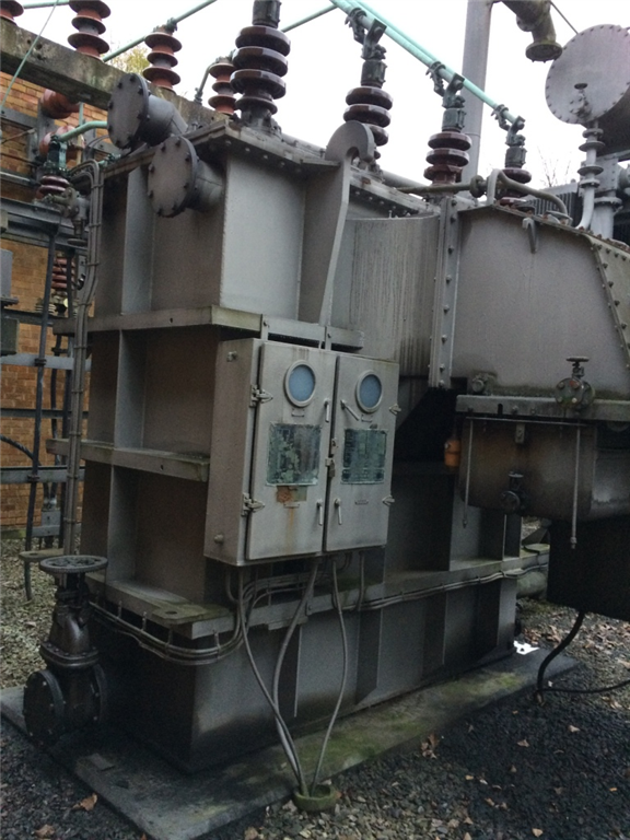 Power Distribution Assessment Gallery Image