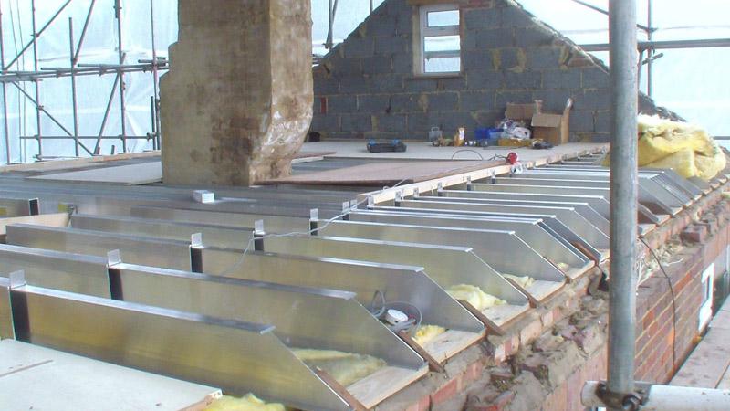 Telebeam Ltd The Unique Loft Conversion Flooring System
