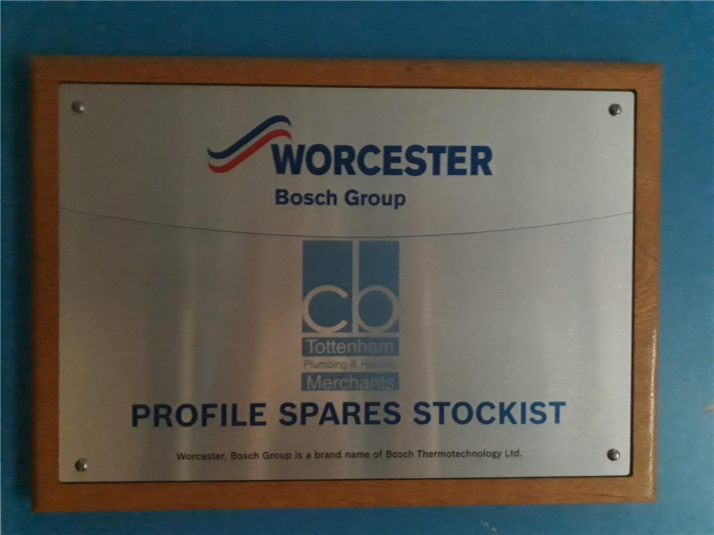 Worcester Profile Spares (Boiler Spares) Stockist Gallery Image