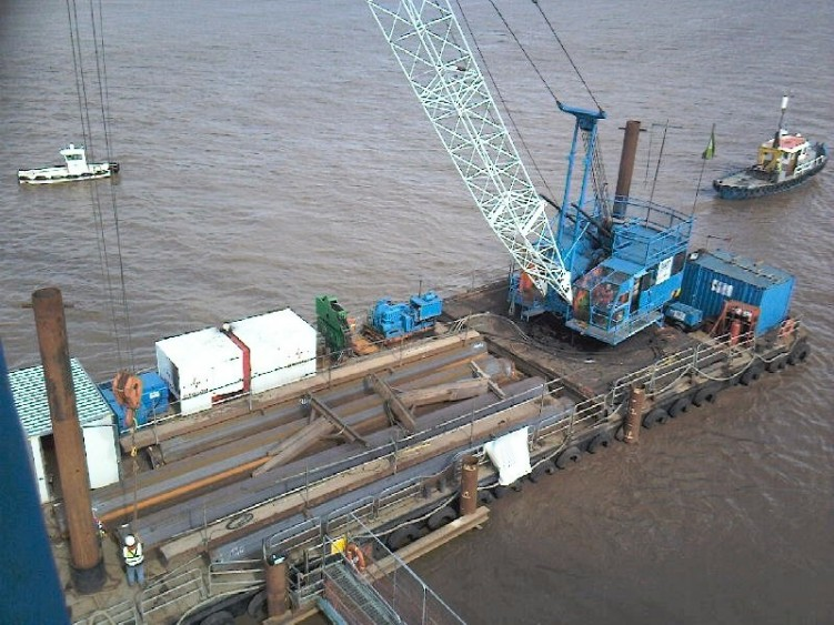 Marine Plant Hire Gallery Image