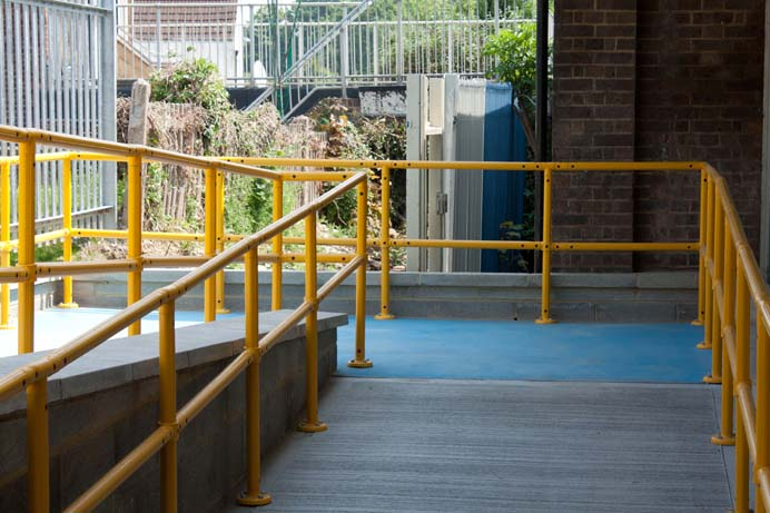 Warmagrip- Warm to the Touch DDA Handrail System Gallery Image
