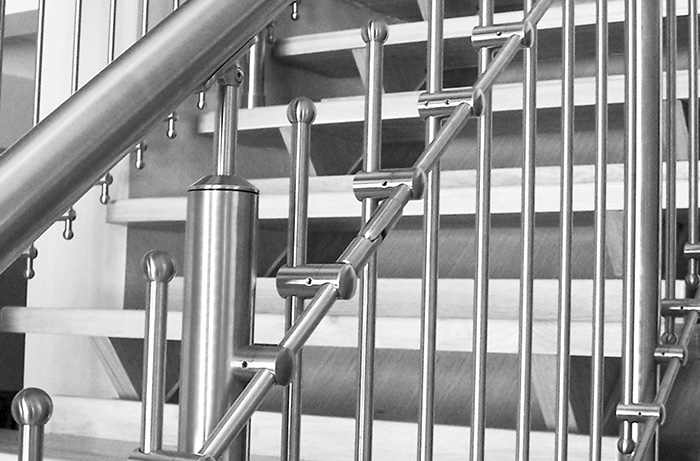 Pro-Railing - Stainless steel handrail and balustrade components system. Gallery Image