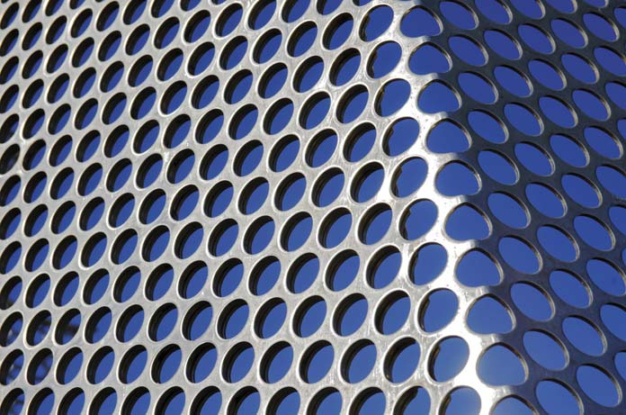 Perforated Metal Gallery Image