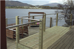 Stainless Steel Wire Rope Railing System Gallery Thumbnail