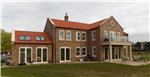 A new country residence in the Yorkshire Wolds, incorporating Passive Solar Design Principles coupled to a ground source heat pump and HVR giving a Code 5 sustainable home with very low running costs! Gallery Thumbnail