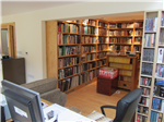 This dwelling incorporates a library as an enclave within the home study! Gallery Thumbnail