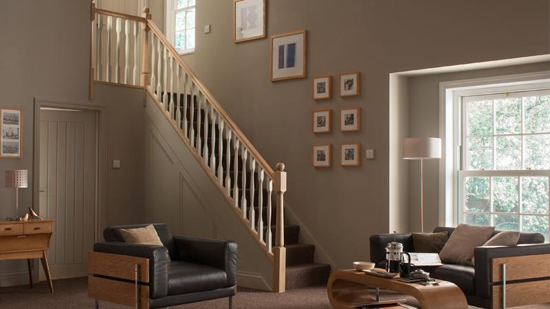 Slender Quays Timber Stair Parts Gallery Image