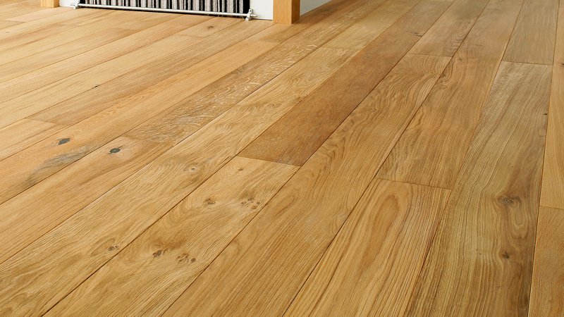 Cheshire Mouldings Solid Oak Flooring Gallery Image