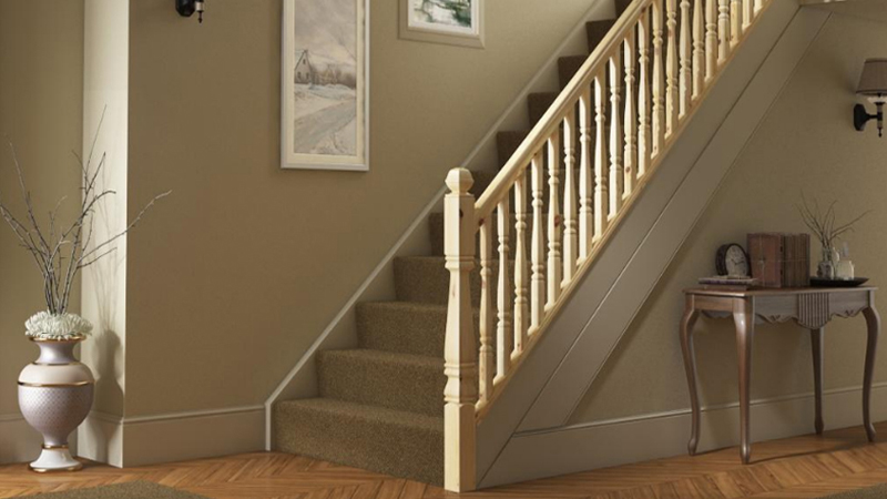 Provincial Timber Stair Parts Gallery Image