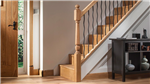 Iron Contemporary Round Stair Balustrade Gallery Thumbnail
