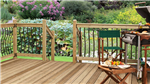 Bow and Eden Metal Decking Gallery Thumbnail