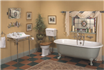 Supplier of 'Thomas Crapper' authentic period style bathrooms Gallery Thumbnail
