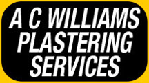 A C Williams Plastering Services