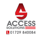 Access Solutions Limited Logo