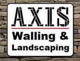 Axis Walling & Landscaping Ltd Logo