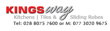 Kingsway Kitchens Tiles & Sliding Robes Omagh