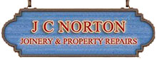 JC Norton Joinery & Property Repairs Logo