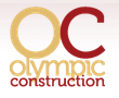 Olympic Construction Logo