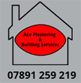 Ace Plastering And Building Services Logo