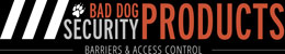 Bad Dog Security Products Logo