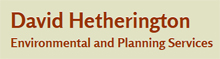 David Hetherington Environmental & Planning Services