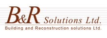 Building and Reconstruction Solutions Ltd. Logo