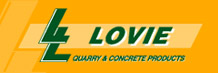Lovie Quarry & Concrete Products Llp Logo