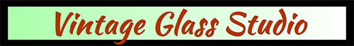 Vintage Glass Studio Logo