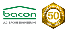 A C Bacon Engineering Limited Logo